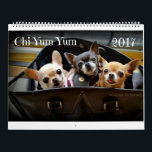 "Chi Yum Yum 2017 Calendar<br><div class=""desc"">12 Fabulous photos of all the Chi Yum Yum chihuahua&#39;s. They are YumYum, Lollipop, Gumdrop and our newest and tiniest member this year is Pixie. These are photos taken throughout our year of adventures on our social media sites. These little chihuahua&#39;s are all adopted and we spend our days helping...</div>"