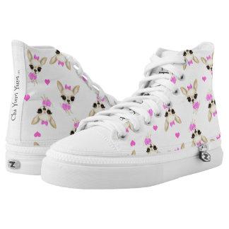 Chi Yum Yum High top sneakers