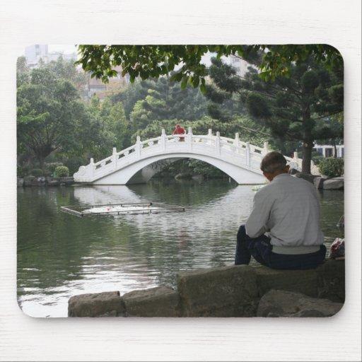 Chiang Kai-shek Memorial Park, ciudad de Taipei, T Alfombrilla De Ratón