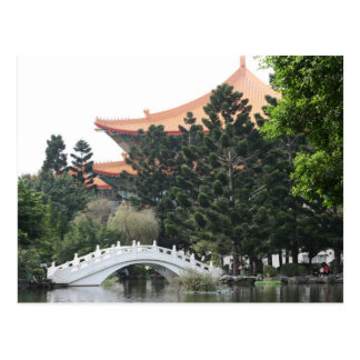 Chiang Kai-shek Memorial Park ciudad de Taipei T Tarjetas Postales