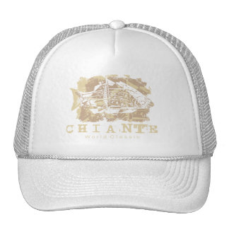 Chiante Fish Tshirts and Gifts Mesh Hat