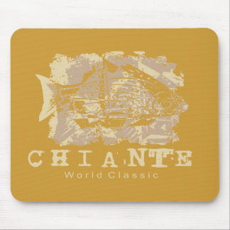 Chiante Fish Tshirts and Gifts Mousepad