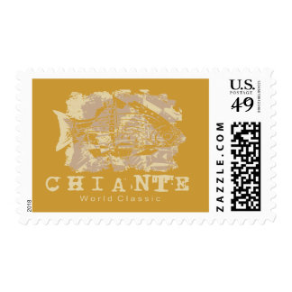 Chiante Fish Tshirts and Gifts Postage Stamps