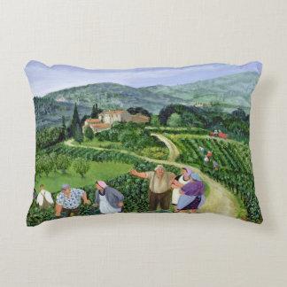 Chianti Classico Villa Trasqua Accent Pillow