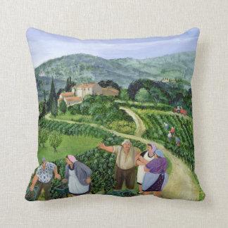 Chianti Classico Villa Trasqua Pillow