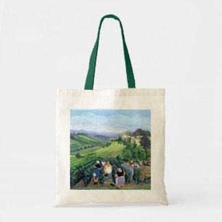 Chianti Landscape Tote Bag