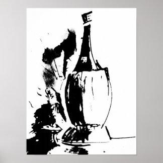 Chianti Watercolor Print