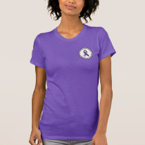 Chiari and Ehlers Danlos Awareness Ribbon Shirt