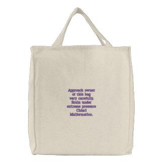Chiari Awareness Bag