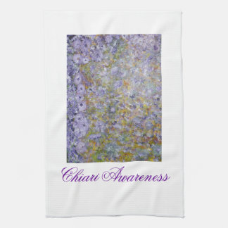 Chiari Awareness Hand Towels