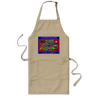 CHIARI AWARENESS LONG APRON