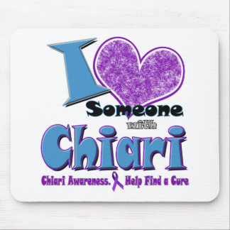 Chiari Awareness Mouse Pad