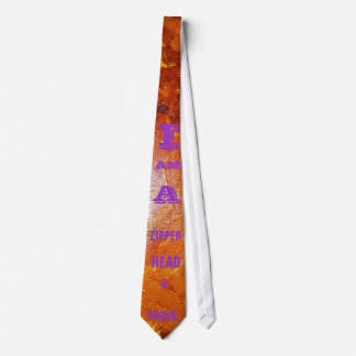 CHIARI AWARENESS NECK TIE
