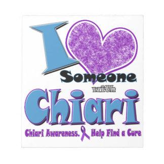 Chiari Awareness Notepad