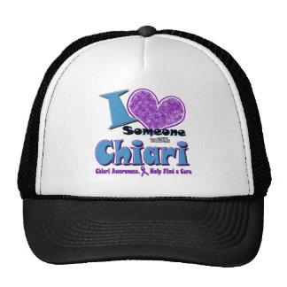 Chiari Awareness Trucker Hat