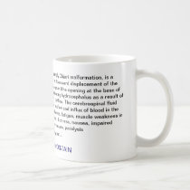 Chiari Definition Coffee Mug