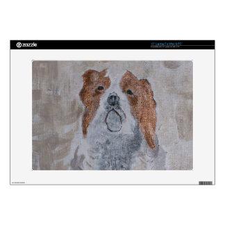 Chiari Dog Decals For Laptops