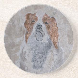 Chiari  Dog Drink Coaster