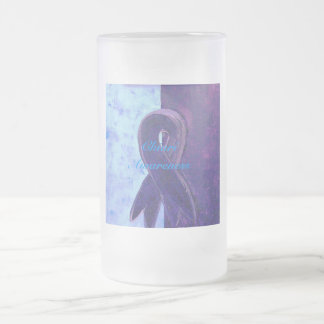 CHIARI FROSTED GLASS BEER MUG
