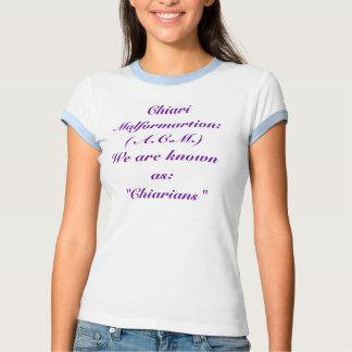 Chiari Malformartion T-shirt