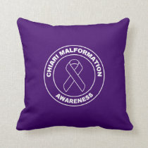Chiari Malformation Awareness - Pillow