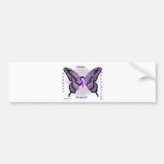 Chiari Malformation: Chiari On! Bumper Sticker