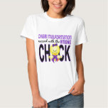 Chiari Malformation Messed With Wrong Chick T-shirt