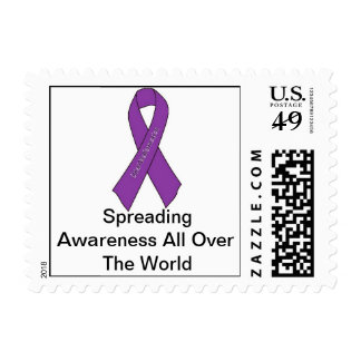 Chiari Malformation Postage Stamps
