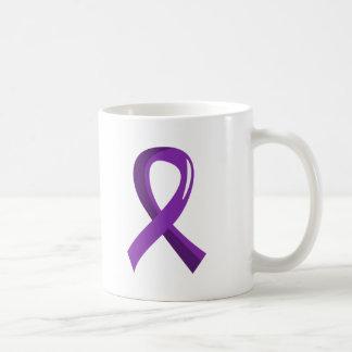Chiari Malformation Purple Ribbon 3 Mug