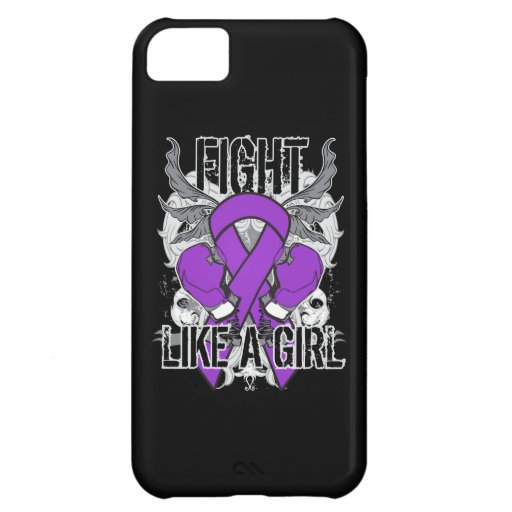 Chiari Malformation Ultra Fight Like A Girl iPhone 5C Covers