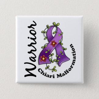Chiari Malformation Warrior 15 Button