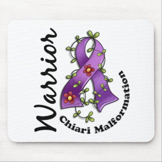 Chiari Malformation Warrior 15 Mouse Pad