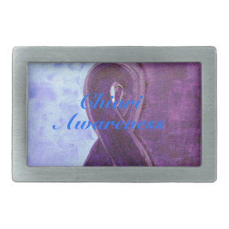 Chiari Rectangular Belt Buckle