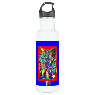 Chiari Ribbon. 24oz Water Bottle