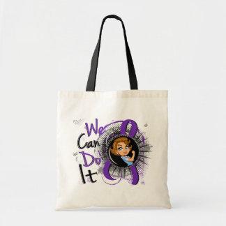 Chiari Rosie Cartoon WCDI Tote Bags