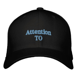 Chiari & Syringomyelia Awareness Embroidered Hat