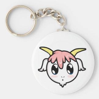 Chibi Baby Goat Keychain