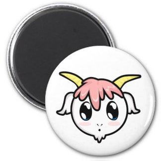 Chibi Baby Goat Magnet