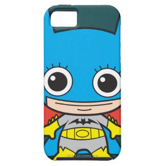 Chibi Batgirl iPhone 5 Case-Mate Cárcasa