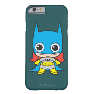 Chibi Batgirl Funda Para iPhone 6 Barely There