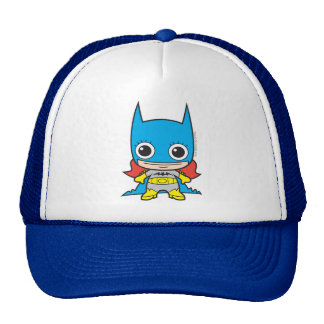 Chibi Batgirl Gorras De Camionero