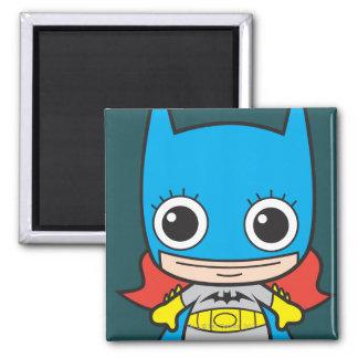Chibi Batgirl Imán Cuadrado