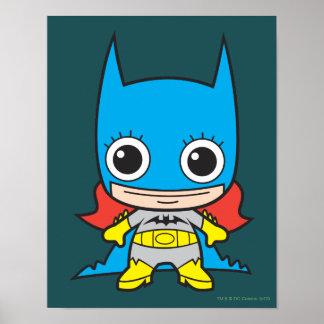 Chibi Batgirl Póster