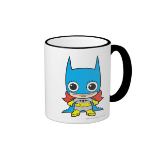 Chibi Batgirl Taza De Dos Colores
