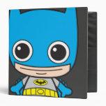 Chibi Batman 3 Ring Binder