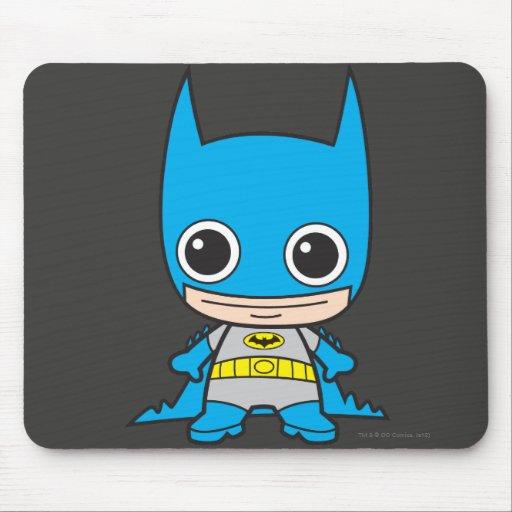 Chibi Batman Alfombrillas De Ratones