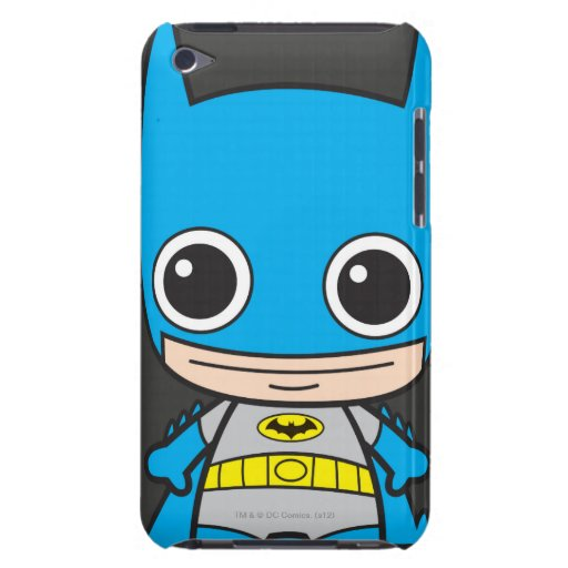 Chibi Batman Case-Mate iPod Touch Protectores
