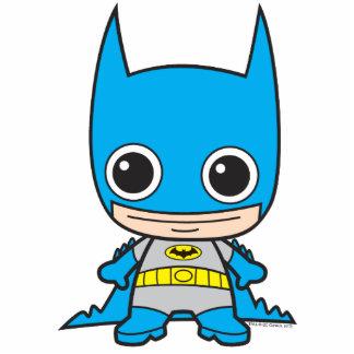 Chibi Batman Fotoescultura Vertical