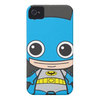 Chibi Batman iPhone 4 Case-Mate Funda