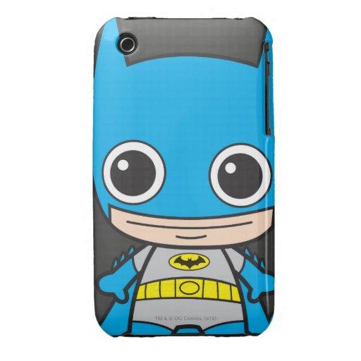 Chibi Batman iPhone 3 Cobreturas